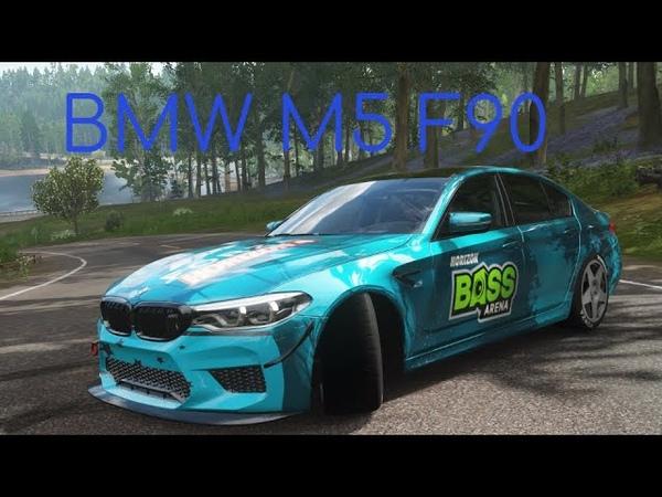 BMW M5 F90 FORZA HORIZON 4 DRIFTING
