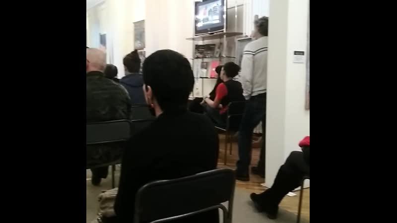 презентация выставки Живописная Россия