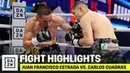 HIGHLIGHTS Juan Francisco Estrada vs Carlos Cuadras
