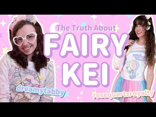 Fairy Kei is NOT Just Pastels: Advice & Debunking Myths About Fairy Kei w/ Tabby & Hannah