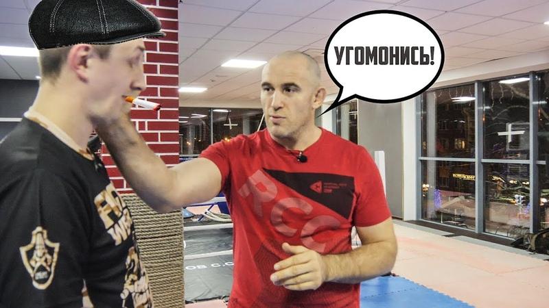 Как защитить себя на улице в драке без проблем с законом Советы бойца UFC Алексея Олейника