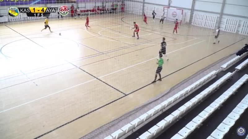 Видео обзор матча Каспий Актау Аят Рудный 1 тур 18 11 2020 г