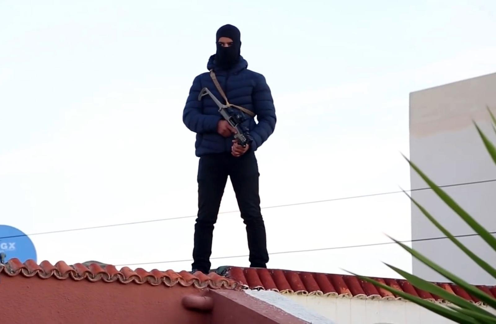 Moroccan Special Forces/Forces spéciales marocaines  :Videos et Photos : BCIJ, Gendarmerie Royale ,  - Page 17 _MUFJJAacqA
