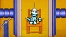 ДАВИЛКА и ЭЛЕКТРИЧЕСТВО ПРОТИВ АНТИСТРЕССА ! Эксперимент с мультяшной игрушкой 32 крутилкины