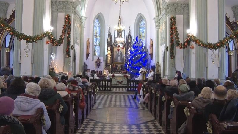 Католики и протестанты отметили Рождество Христово