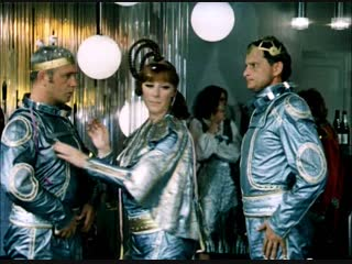 Наше золотое детство и СССР (х_ф Эта весёлая планета, 1973г.)
