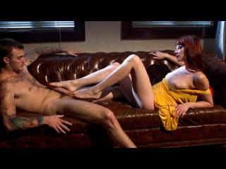 Maitresse madeline [hd porn, redhead, foot fetish, feet, femdom, legs, soles, toes, natural tits, pov, cumshot]
