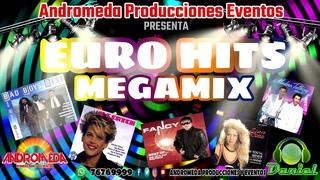 EURO HITS MIX 1 (Lian Ross, CC Catch ,Modern Talking & Mas) DJ DANIEL ANDROMEDA PRODUCCIONES EVENTOS