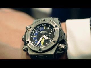 Watch Anish meets Hublot - London Bond Street Oceanographic Diver Chronograph launch event 2012