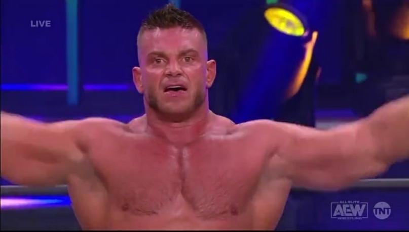 AEW Dynamite и NXT 11.11.20, изображение №2
