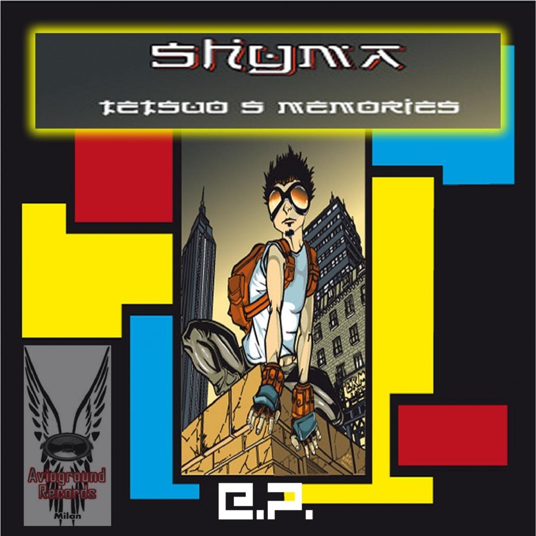 Shyma album Tetsuo's Memories