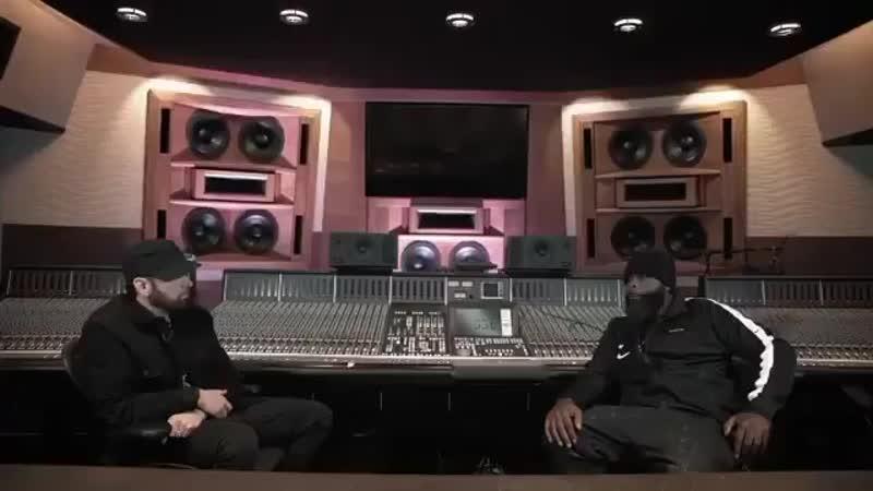 NW Crook's Corner Интервью с Eminem Отрывок 2020