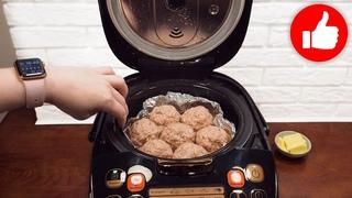 Когда гороховое пюре ВКУСНЕЕ картофельной пюрешки! Два блюда в мультиварке одновременно!