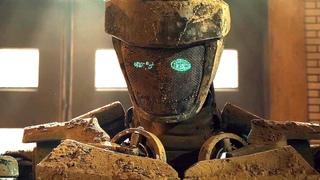 Его зовут Атом. Устрой ему бой! Живая сталь (2011) год.