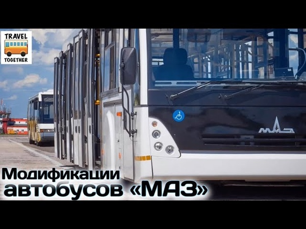 Разновидности и модификации автобусов МАЗ Bus MAZ