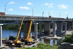 Елецкий мост будут перекрывать по ночам