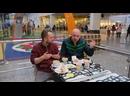 ДНЕВНИК ЕВРЕЯ Рай Дальнобойщика 100 руб vs 300 руб IKEA FOOD 🍱 🥘