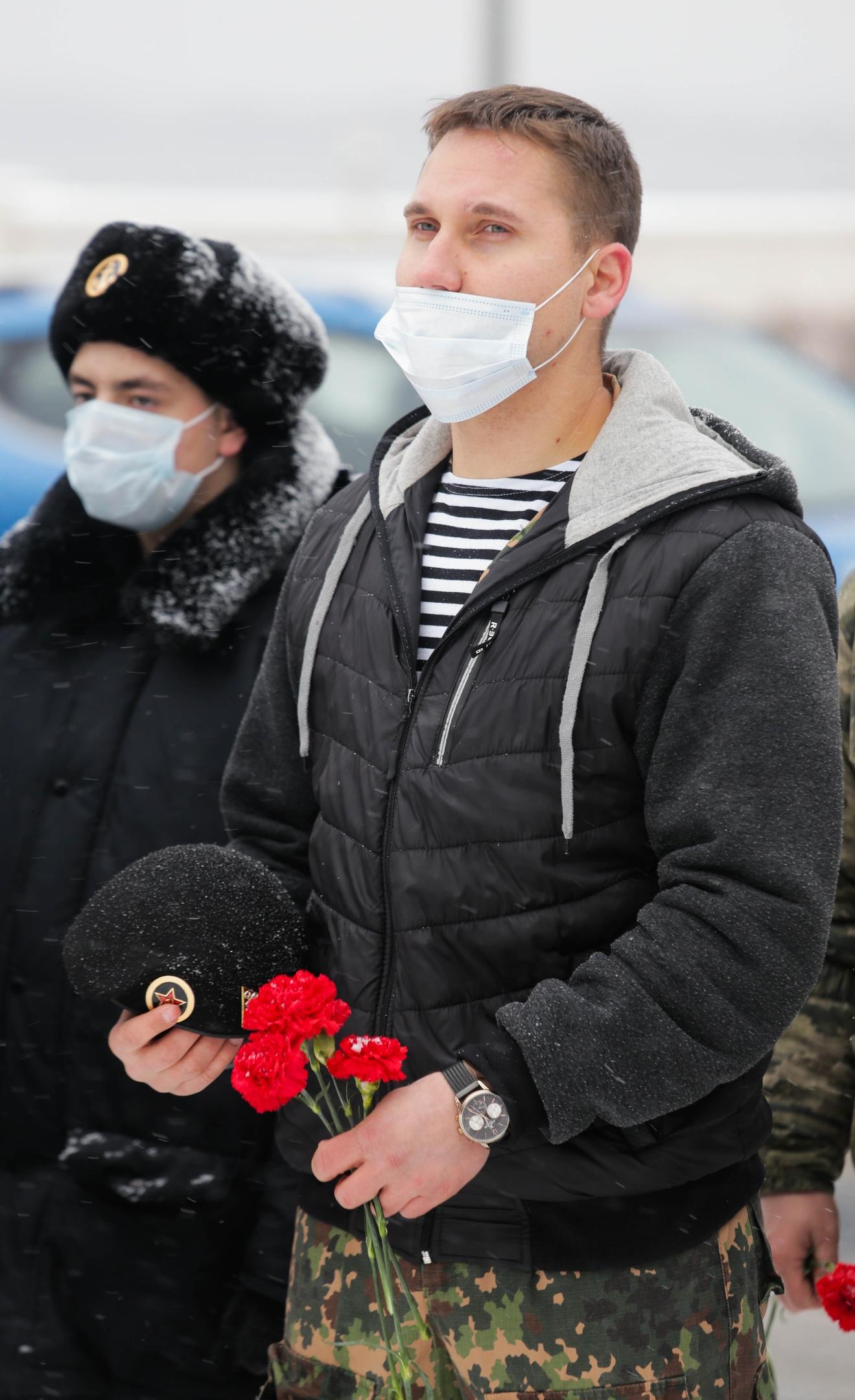 День морской пехоты отметили в Нижнем Новгороде, изображение №7