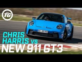 Review: Chris Harris drives the new Porsche 911 GT3   Top Gear.