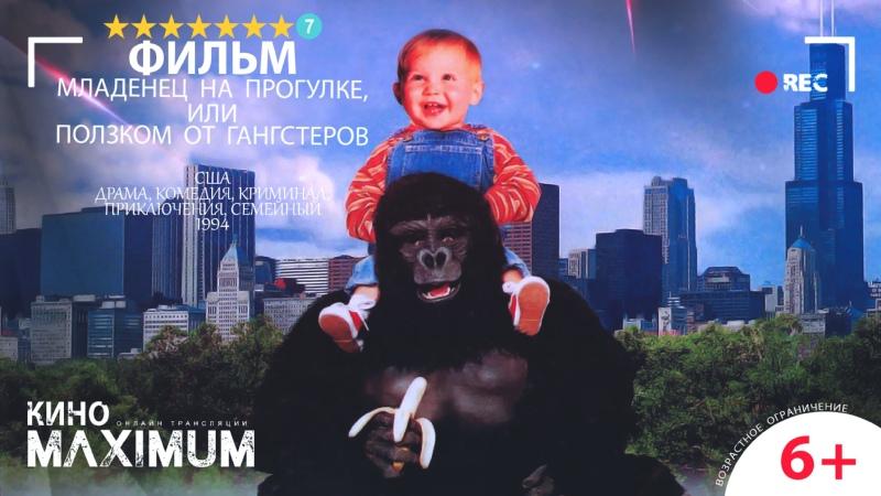 Младенец на прогулке или Ползком от гангстеров Baby's Day Out 1994 1080р