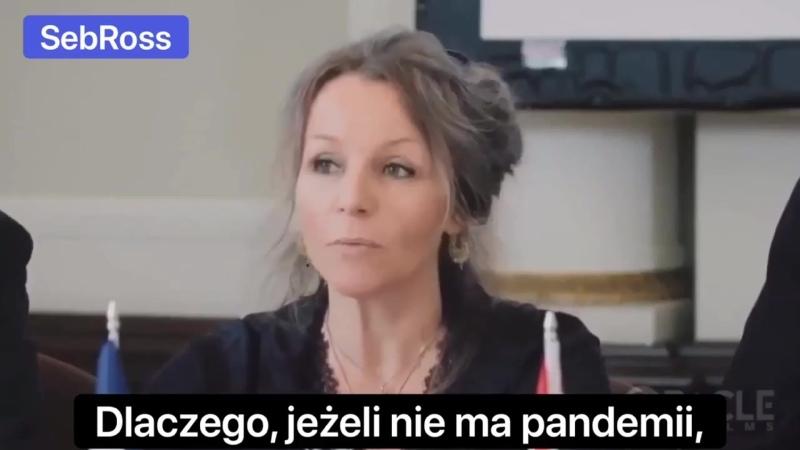 Elke de Klark Lekarze muszą przestać kierowć się fałszywymi testami i fałszywymi statystykami Pandemia Psychozy COVID 19