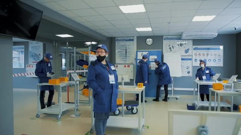 Обучение на тренинге Фабрика процессов