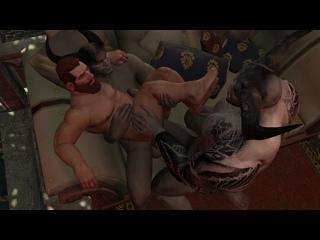 [Dragon Age] Iron Bull / Adaar / Dwarf