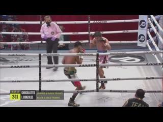 Roman Gonzalez vs Israel Gonzalez