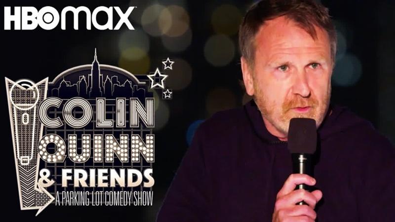 Колин Куинн и друзья Комедийное шоу на парковке 2020 Русские Субтитры
