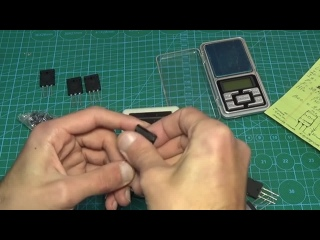 AKA KASYAN Оригинальные транзисторы 2SC5200 и 2SA1943 с Aliexpress