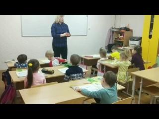 Комплексные развивающие занятия 3-4 года и 4-5 лет.