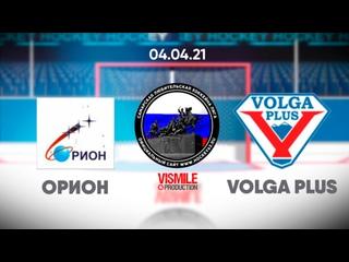 Видеообзор матча «ОРИОН» - «VOLGA PLUS» | СЛХЛ