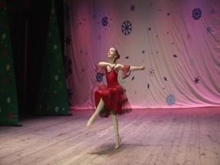 """Балетная студия """"Авантаж"""" - Вариация Китри  из балета Дон Кихот"""