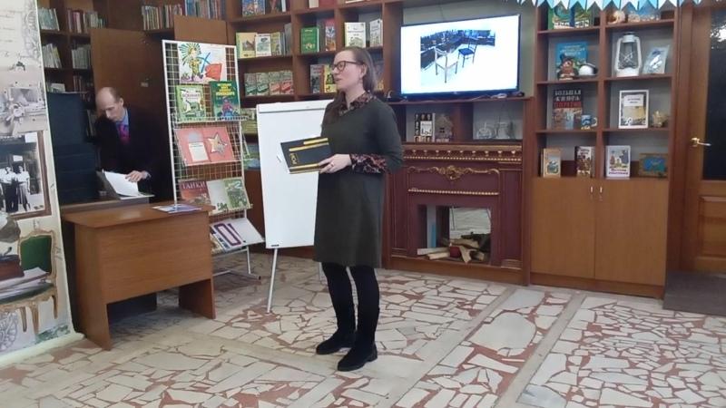 Анна Коржавина - Поэтическое выступление. 21.02.2021г.
