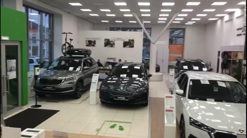 Видео от Север Авто Официальный дилер SKODA в Мурманске