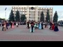 восхитительный танец флэшмоб вальс на выпускной