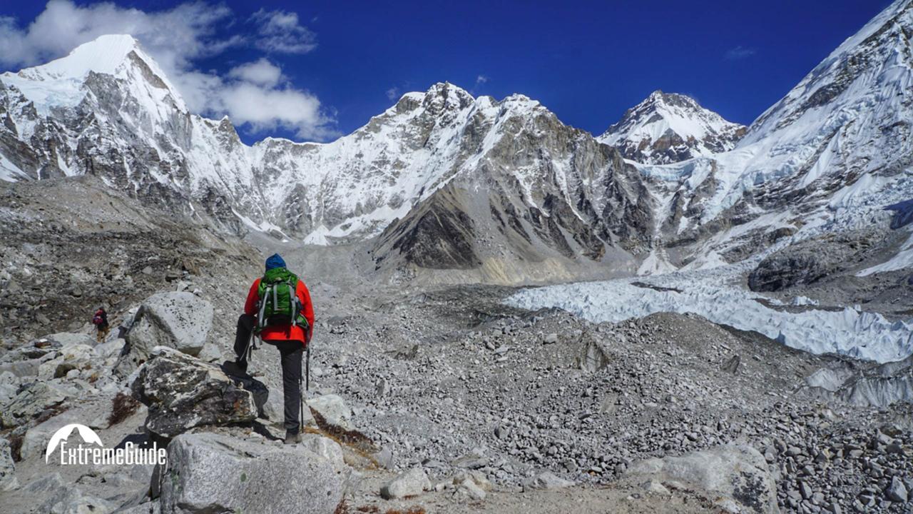 лобуче и базовый лагерь эвереста