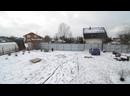 Забор из профнастила для заказчика в Сосоновом бору от компании Заборкин
