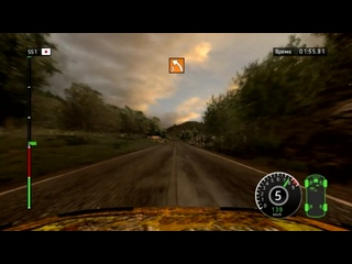 WRC #24 Кубок Punto Abart #1 Rally Japan, Nikara 1