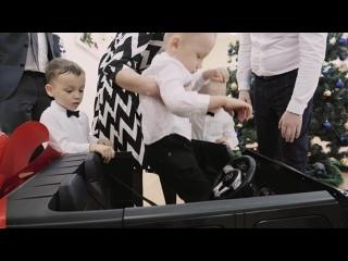 Алексей Ладыков исполнил новогоднее желание 4-летнего Даниила