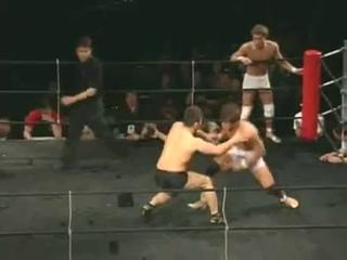 & Osami Shibuya vs Minoru Suzuki &
