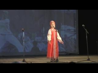 У Моей России Маша Семёнова