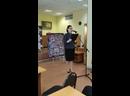 Презентация выставки Натальи Никишиной В поисках радости