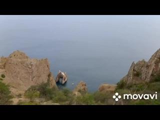 Природный заповедник Карадагский#Крым #коктебель #лето #отпуск☀️ #