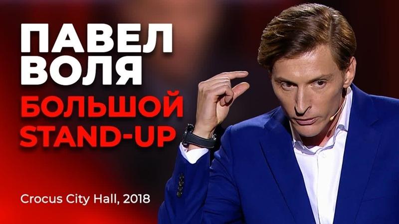 Павел Воля - Сольный концерт (2018)