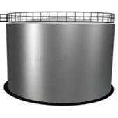 Резервуар вертикальный стальной РВС 5000 м3