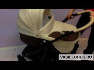 Maxima Vegas 2 в 1 stroller be видео обзор  детская универсальная модульная коляска 3 в 1 максима вегас
