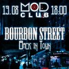 13.08 | BOURBON STREET Back in Town | MOD CLUB