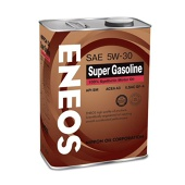 Масло ENEOS Super Gasoline 100% Synt 5/30 SM (4л)