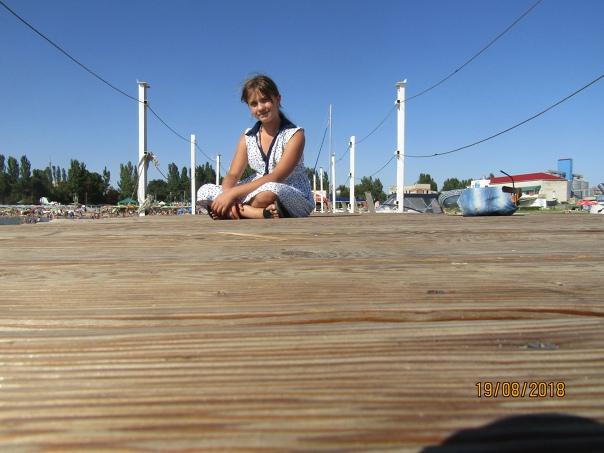 Ельза Королева, Покров / Орджоникидзе, Украина